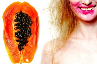 How To Get Beautiful and Healthy Hair With Papaya