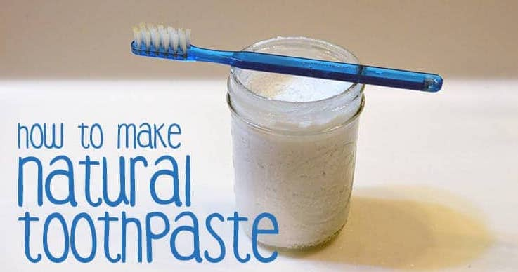 How to Make Natural Toothpaste at home