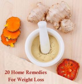 Home Ingredient For Weight Loss