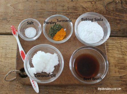 How To Make A Natural Toothpaste