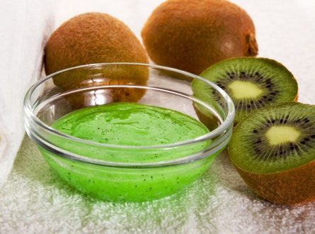 Kiwi Fruit Face Masks for a Glowing Skin