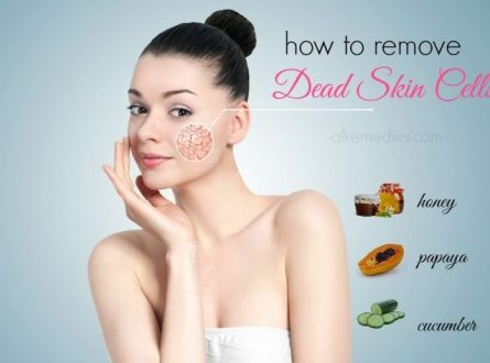 How To Remove Dead Skin Naturally