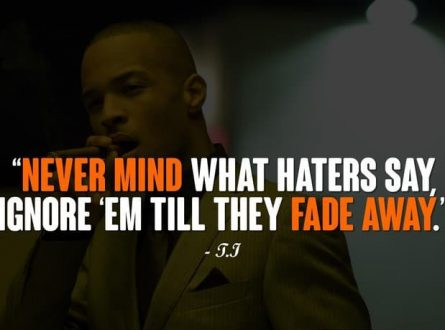 T.I Quotes About Inspiration