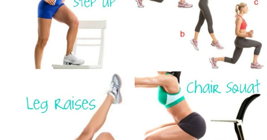 exercises to lose weight fast at home