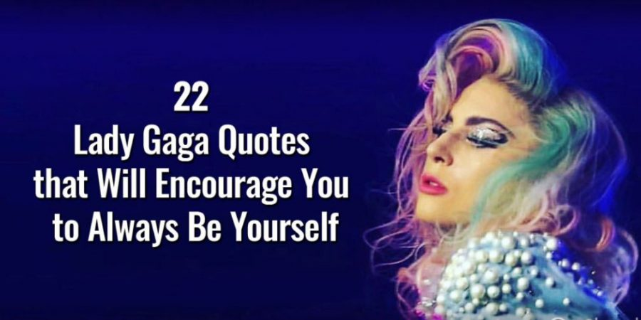 lady gaga quote