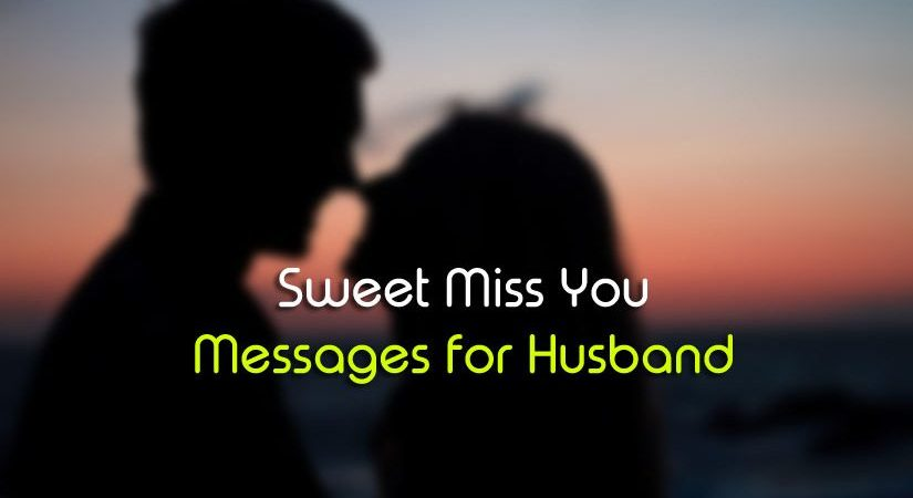 Love messages for husband 2020