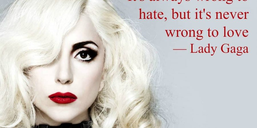 lady gaga song quotes