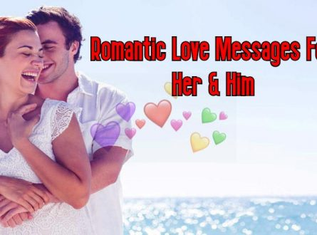 romantic love messages for him 2020