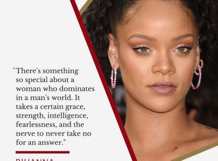 Rihanna Quotes About Motivation