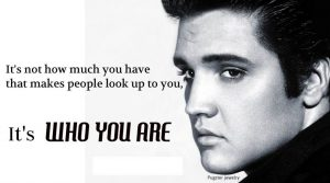 Elvis Presley Quotes About Life