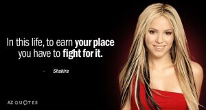 Shakira Quotes About Life