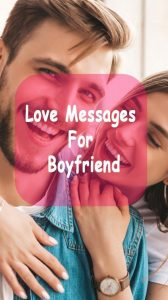 Romantic Love Messages To Your Boo