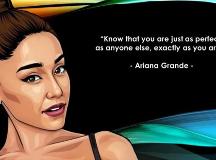 Ariana Grande Quotes About Inspiration
